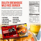 Fitger's Brewhouse Wild Rice Burger