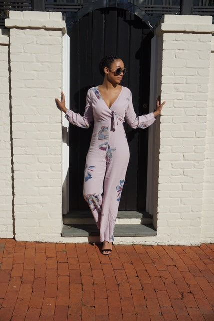 "The ""Eden"" Jumpsuit"