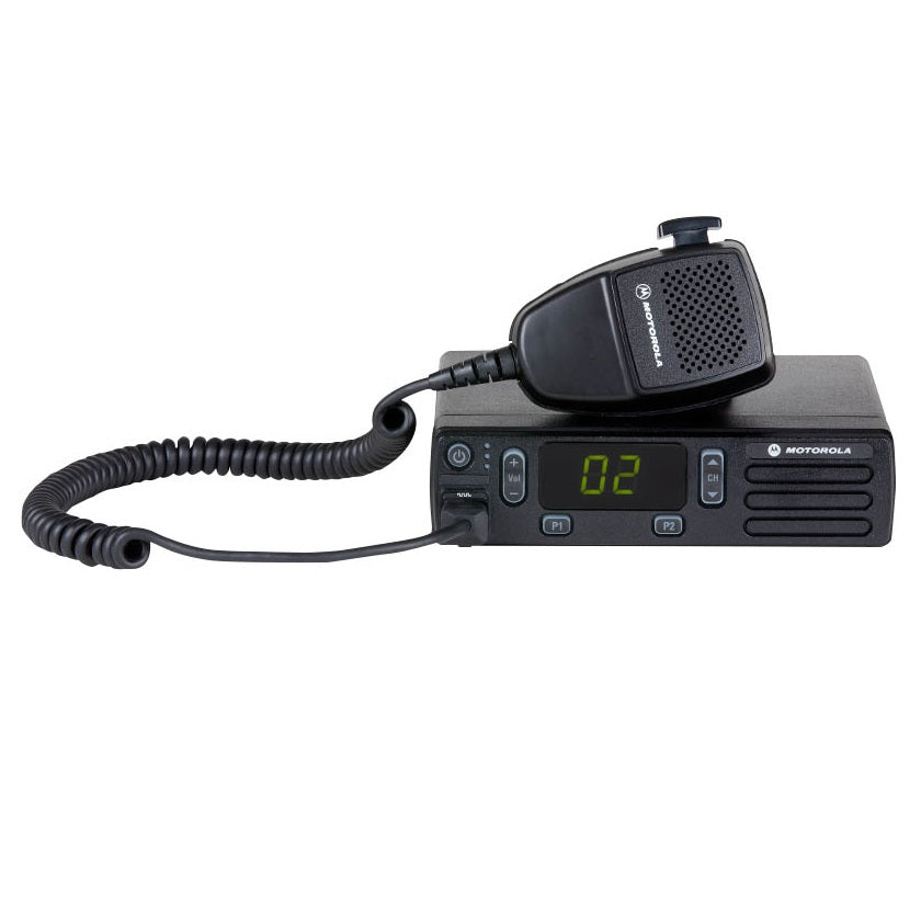 Motorola CM200d UHF Mobile Two-Way Radio (40W, Analogue/Digital)