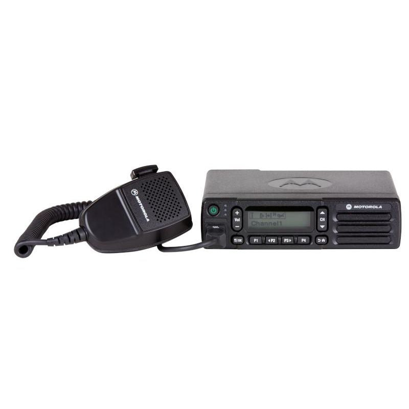 Motorola CM300d UHF Mobile Two-Way Radio (25W, Analogue/Digital)