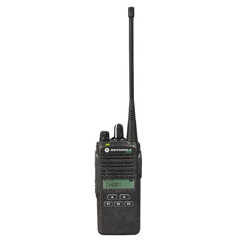 CP185 Walkie Talkie with Display Front View