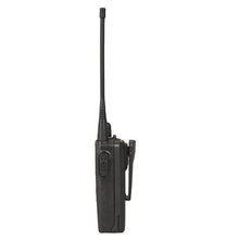 Load image into Gallery viewer, CP185 Walkie Talkie Side View (Audio Port)
