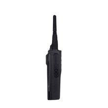 Load image into Gallery viewer, Motorola MotoTrbo CP200d Walkie Talkie Side View (PTT)