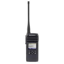 Load image into Gallery viewer, Motorola DTR700 Portable Two-Way Radio