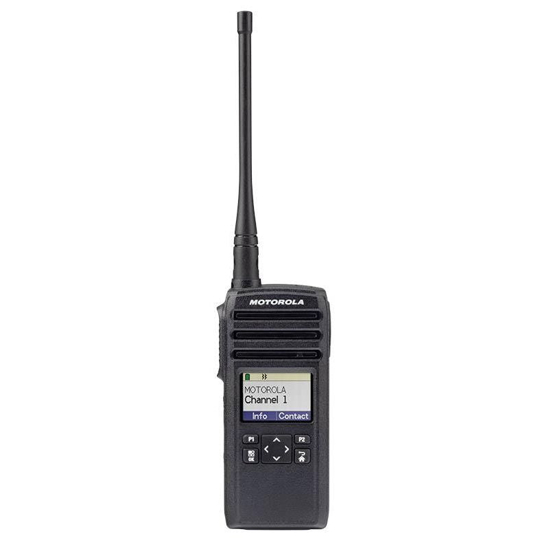Motorola DTR700 Portable Two-Way Radio