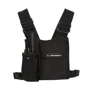 Motorola HLN6602A Universal Chest Pack for 2-Way Radios