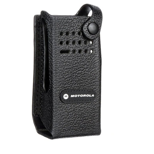 Carry Case, Hard Leather for XPR7350/XPR7380(e) Radios