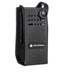 Motorola PMLN5839A Carry Case, Hard Leather for XPR7350/XPR7380(e) Radios