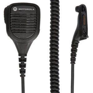 Speaker Mic with Noise-Cancelling for MotoTrbo XPR3k/6k/7k(e) Radios