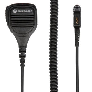 Speaker Mic with Windporting for XPR3000(e) Series Radios