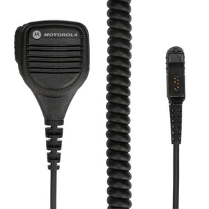 Speaker Mic, Windporting for MotoTrbo XPR3000(e) Series Radios