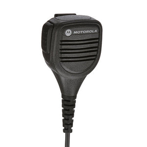 Motorola PMMN4013A Speaker Mic, Windporting for CP Series Radios