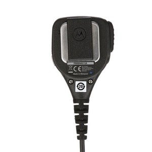 Motorola PMMN4013 - Speaker Microphone for CP185 and CP200d Radios
