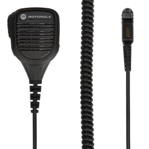 Motorola PMMN4071 - Speaker Microphone for XPR3k Radios, Noise-Cancelling