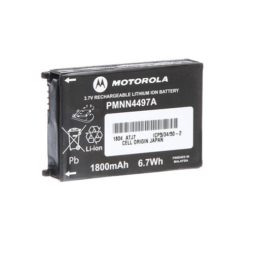 Motorola PMNN4497AR Battery for Motorola CLS1413 Radios