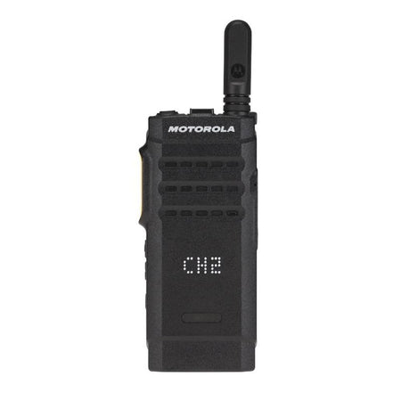 Motorola SL300 UHF Portable Two-Way Radio (w/Display, 99Ch)