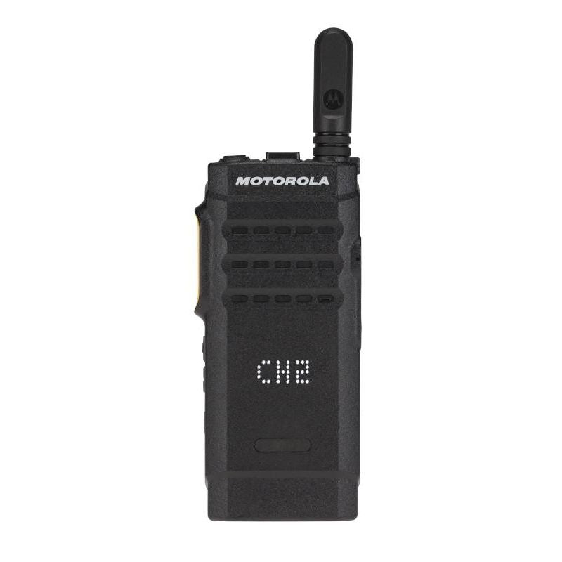 Motorola SL300 VHF Portable Two-Way Radio (w/Display, 99Ch)