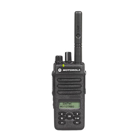 Motorola XPR3500e VHF Portable Two-Way Radio