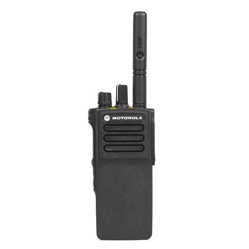 Motorola XPR7350e VHF Portable Two-Way Radio (Enabled)