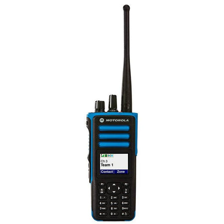 Motorola XPR7550 VHF CSA Intrinsically Safe Portable Two-Way Radio