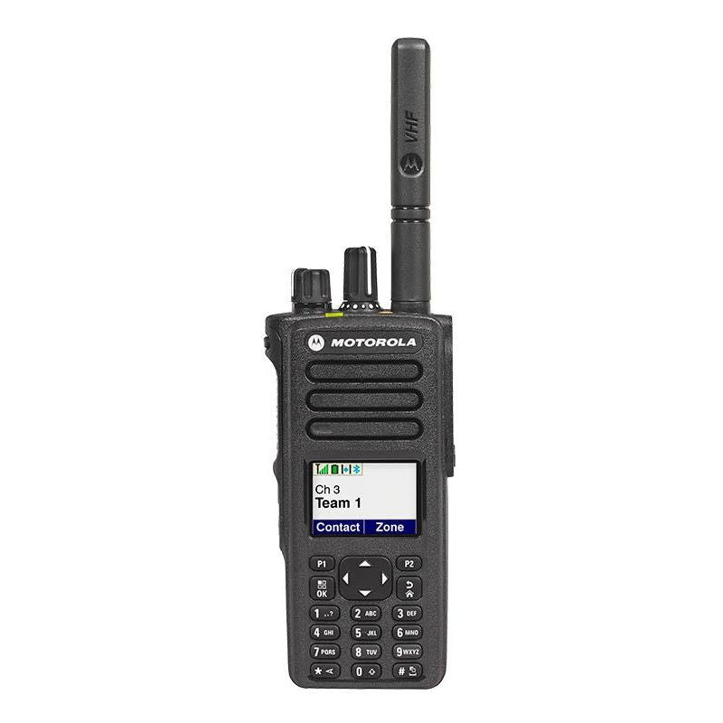 Motorola XPR7550e UHF Portable Two-Way Radio (Enabled)