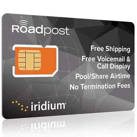 Satellite Phone Plans and Airtime For Iridium Phones