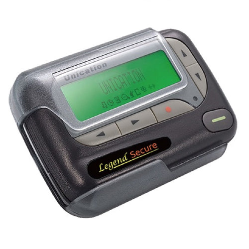 Unication Alpha Legend Secure Pager