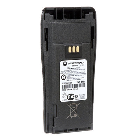 Battery for CP200/CP200d Radios