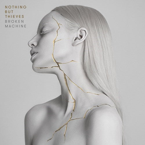 BROKEN MACHINE CD