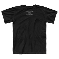 LONELY FIGURES BLACK T-SHIRT