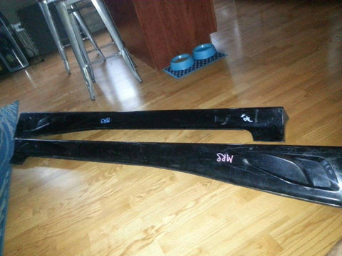 OEM TRD Stage 1 Sides and Rear Skirts MR2 Spyder