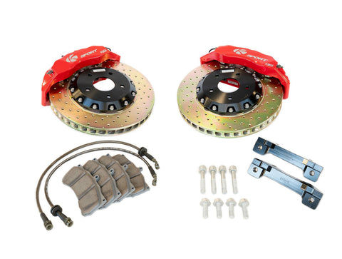 KSport Big Brake Kit Mitchs Auto Parts