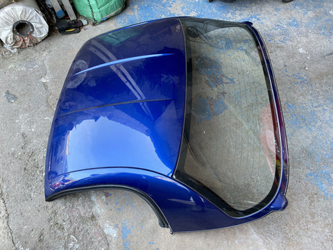 MR2 Spyder Blue Hardtop For Sale ZZw30 HT Mitchs Auto Parts
