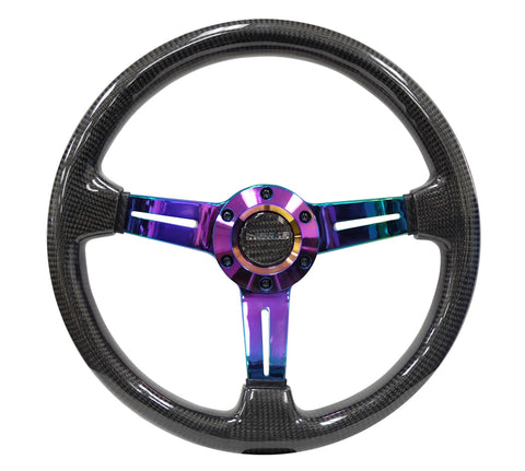 NRG Classic w/ Neochrome Steering Wheel