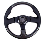 NRG Carbon Fiber Steering Wheel