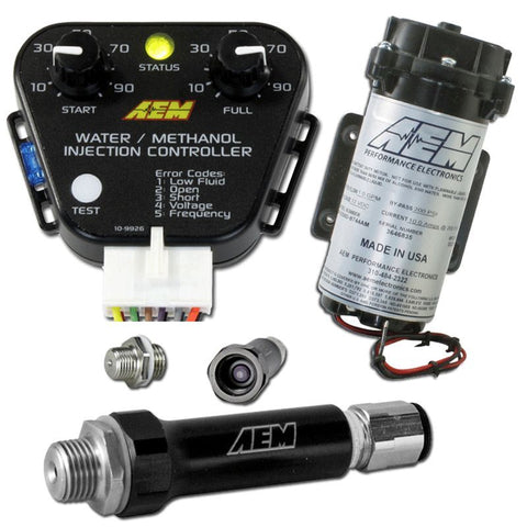 AEM Water Meth Injection Kit Mitch's Auto Parts