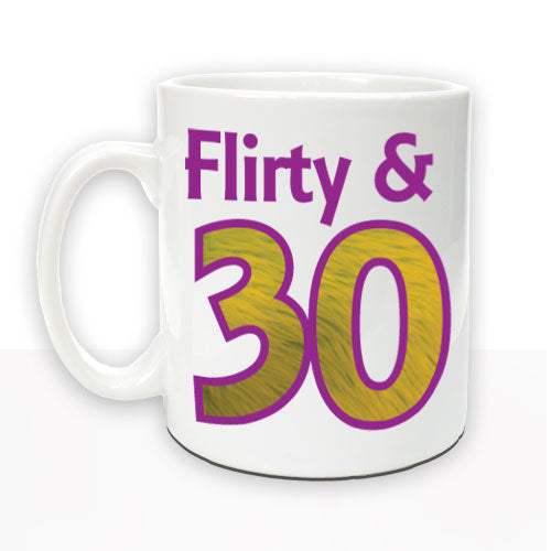 Personalised 30th Birthday Mug For Her