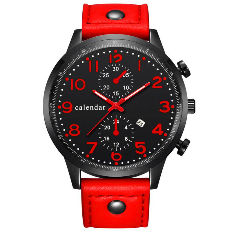 the-modern-wrist Watches Fashion Men Sports Date Analog 4