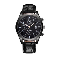 the-modern-wrist Watches Men Luxury Stainless Steel Quartz Military  2