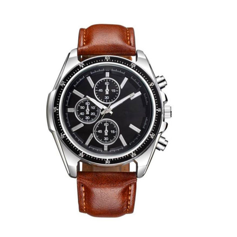 the-modern-wrist Watches Men Luxury Stainless Steel Quartz 1