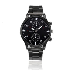 the-modern-wrist-Watches Men Fashion Crystal Stainless Steel-4