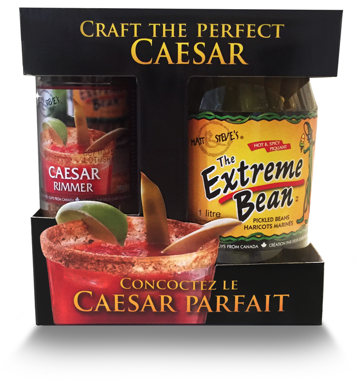 """Craft the Perfect Caesar"" Kit"