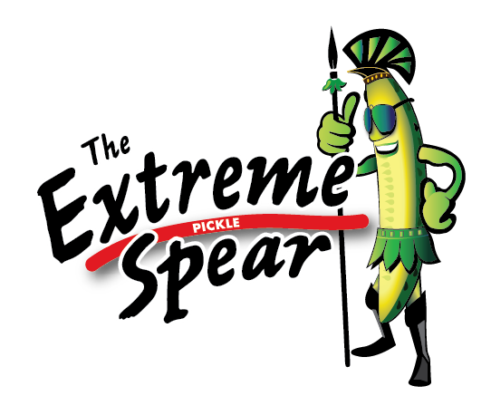 Extreme Spear - Hot & Spicy Pickle [1 L] (3 pack)
