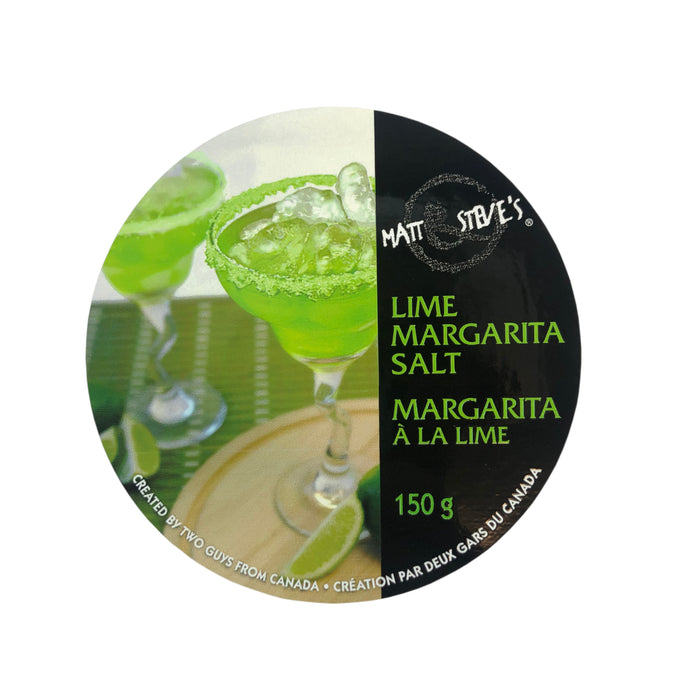 Lime Margarita Salt [150g] (2 pack)