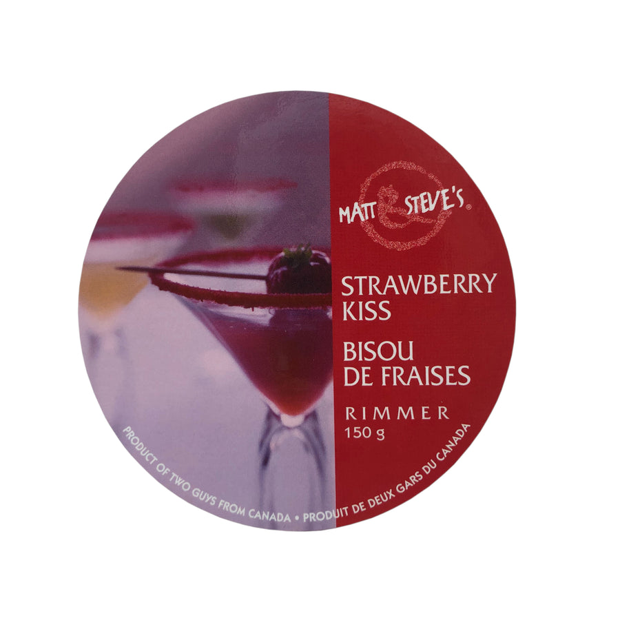Matt & Steve's Strawberry Kiss Rimmer [150g] (2 pack)