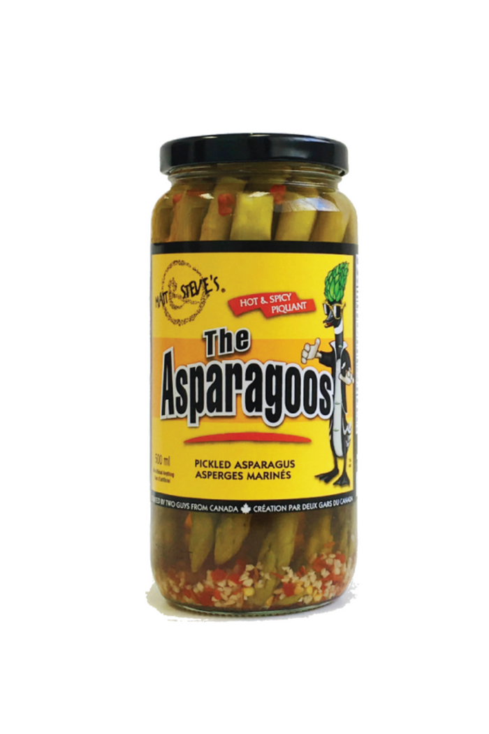 The Asparagoos - Hot & Spicy [500 ML] (3 pack)