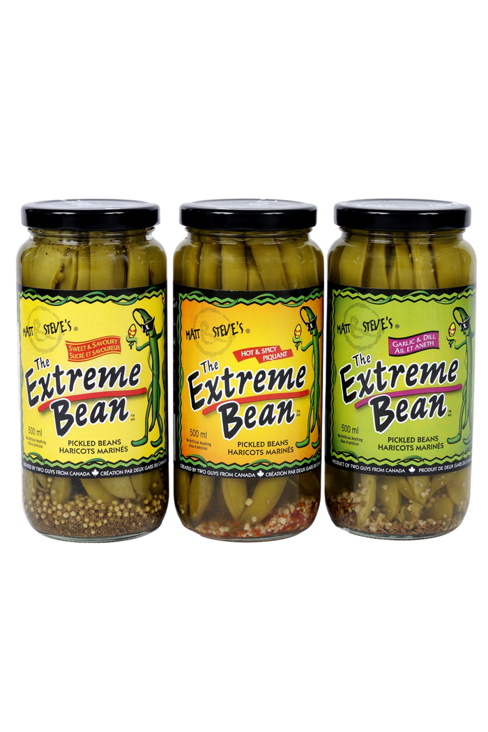 The Extreme Bean Sampler Pack [500 ML] (3 pack)