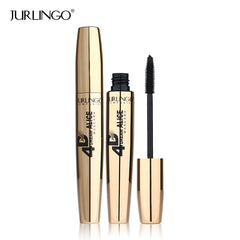 New Gold Style 4D Black Waterproof Mascara