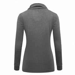 Casual Turtleneck, Slim Fit