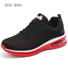 Casual Sports Walking Shoes Sneakers (Black Design)
